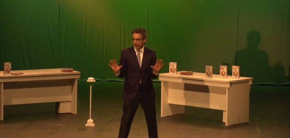 'Humo', de la productora Verbo Producciones y el llerenense Fernando Ramos, el sábado en Llerena