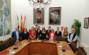 Juana Moreno, nueva alcaldesa de Llerena