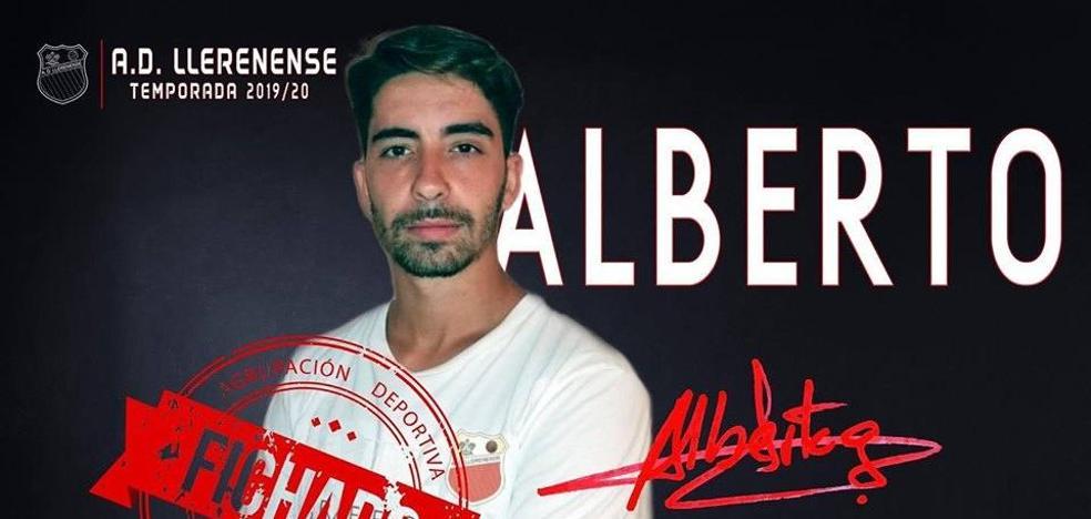 Alberto, tercer fichaje del verano para el Llerenense