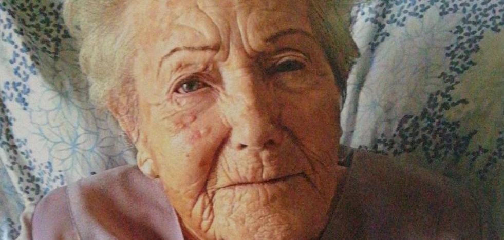 La llerenense Ana Esmeralda cumple 101 años
