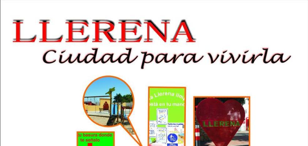 'Llerena Ciudad para convivirla', la nueva campaña de concienciación para cuidar la localidad