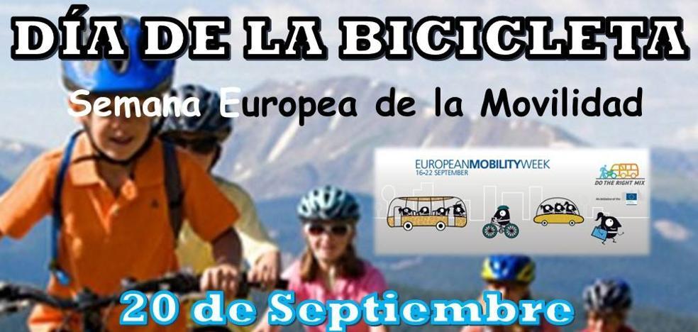 El Día de la Bicicleta, el 20 de septiembre