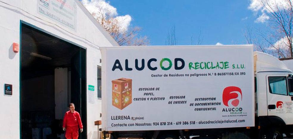 Alucod recibirá apoyo de Caja Badajoz e Ibercaja