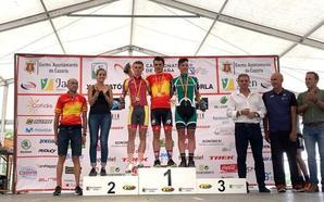 Manuel Cordero, tercero en el Campeonato de España de BTT Maratón
