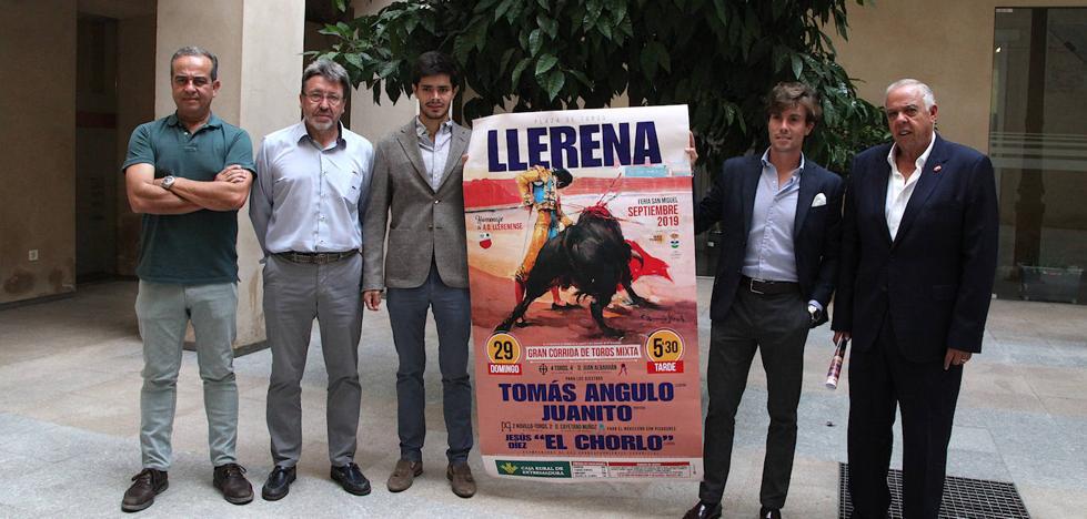 Presentado en Diputación el cartel de las Fiestas Taurinas