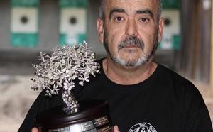 Ángel Blázquez se hace por séptima vez con la Copa Extremadura