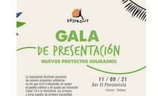 Desfront presenta nuevos proyectos solidarios en una gala con música