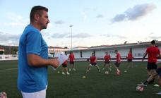 Marco Ortega inicia su aventura como entrenador en casa: «Vamos a intentar aspirar a todo»