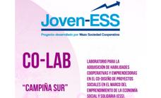 El Centro Joven de Llerena acoge un laboratorio colaborativo del programa «Joven-ESS»