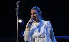 Niña Pastori celebra en Llerena sus 25 años de carrera