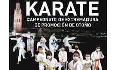 Llerena acogerá el Campeonato de Extremadura de Karate de cadetes, júniors y sub-21