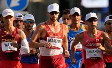 Álvaro Martín, número 1 mundial en su especialidad