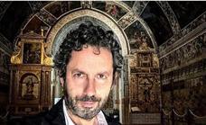 El escritor Manuel Ríos presenta su libro 'Donde haya tinieblas' con un formato especial