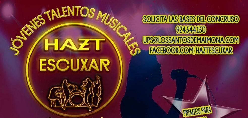 Concurso para jóvenes talentos musicales