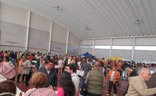 Gran participación en la fiesta de la 'Tapa Solidaria'