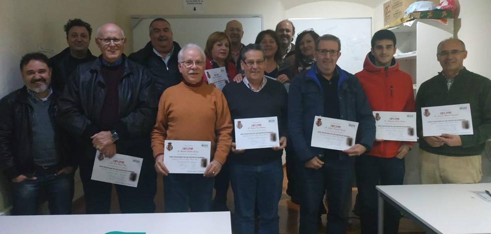 Los Santos de Maimona ya cuenta con un grupo de guías turísticos voluntarios
