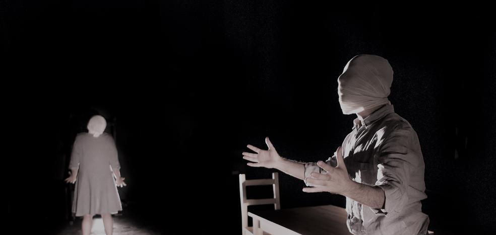 El restaurante Las Barandas acoge la lectura dramatizada de Noche Oscura...¡Ahora!