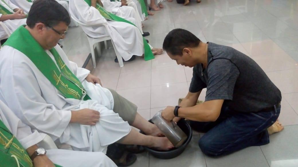 El Párroco Don Leonardo Terrazas vuelve de Filipinas muy enriquecido espiritualmente