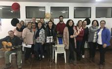 La murga del taller de Carnaval de la Asociación de Mujeres se presentan 'Martirio…SAS'