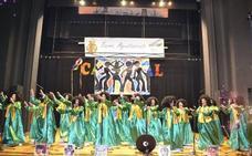 Las mujeres abanderan el Festival de Murgas del Carnaval 2019