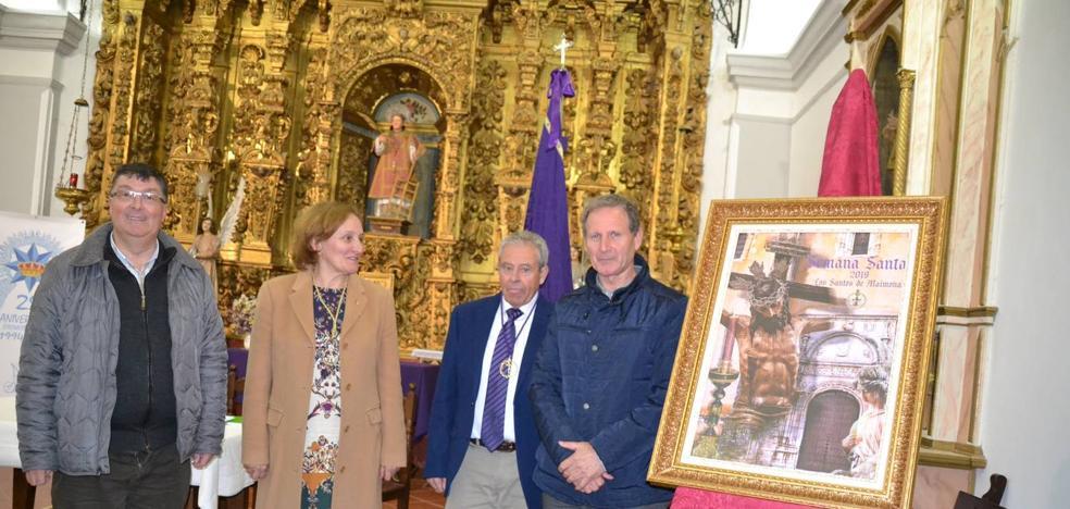 Presentado el cartel oficial de la Semana Santa y el programa de cuaresma