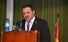 Antonio Fernández pronunció un pregón poético y lleno de sentimientos