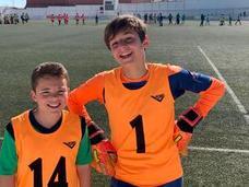 El mejor fútbol infantil y alevín de Extremadura pasó por el Cipriano Tinoco