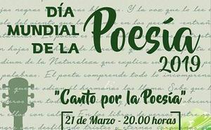 La biblioteca y el aula de canto de La Escuela de Música celebrarán juntas el Día Mundial de la Poesía