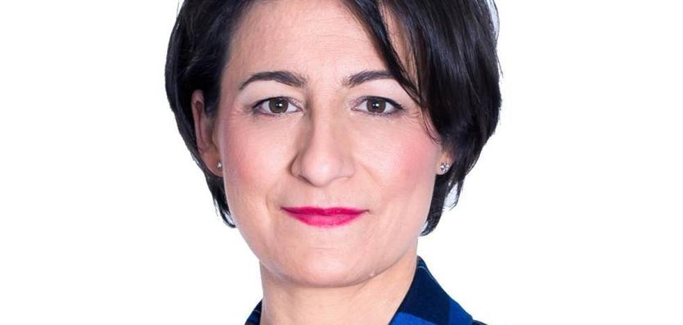 La secretaria de Ciudadanos Los Santos de Maimona, número dos al Senado por Badajoz
