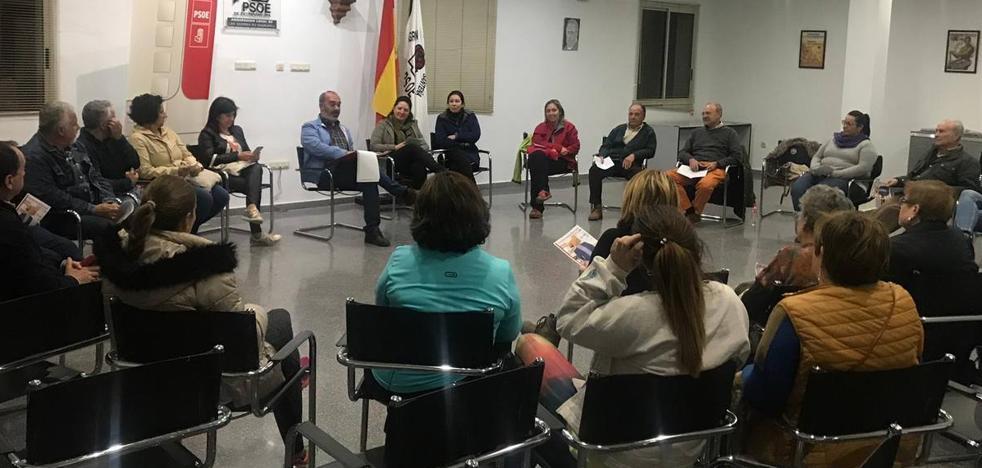 La Agrupación Socialista local continúa con su ronda de contactos ciudadanos para diseñar su proyecto de cara a las elecciones