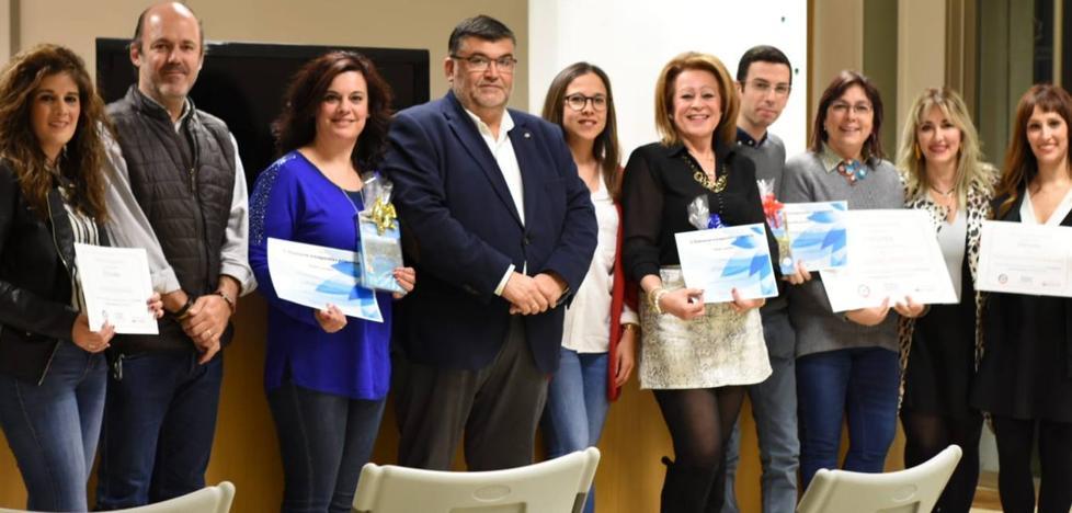 Entregados los premios del III Concurso de Escaparates de Primavera