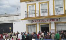 El PSOE local celebrará en la Casa del Pueblo el día 1 de mayo en honor a los trabajadores