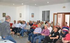 La Agrupación Local del PSOE celebró el día 1 de Mayo,fiesta de los trabajadores