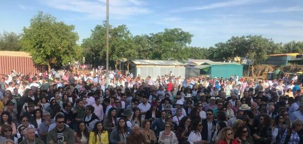 Miles de participantes en la Romería de San Isidro