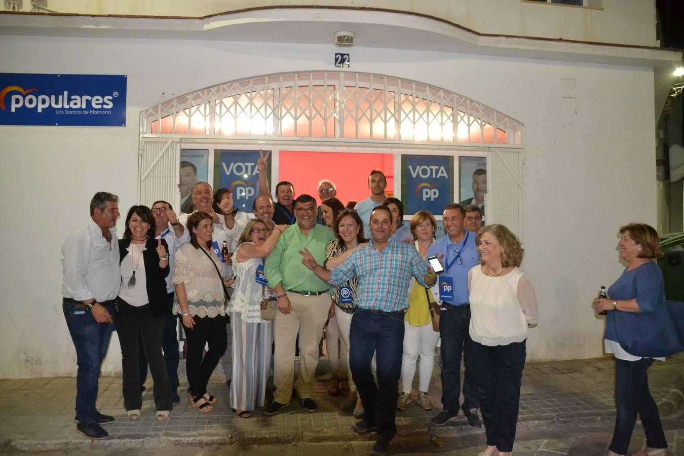Manuel Lavado revalida la mayoria absoluta con 7 concejales