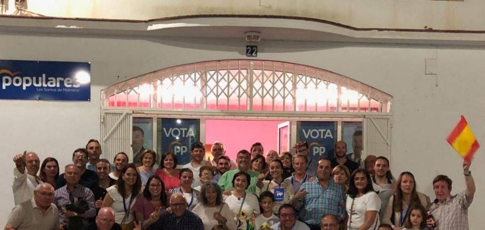 Manuel Lavado: «El compromiso con el pueblo sigue intacto y no vamos a escatimar dedicación y esfuerzo para conseguir los objetivos de nuestro programa electoral».