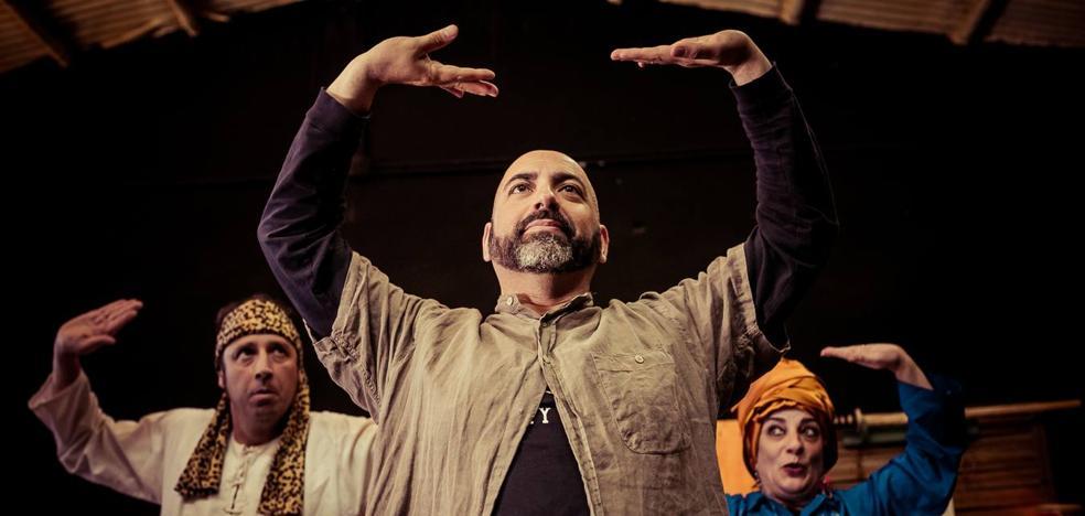 Sala Guirigai acoge el estreno de «Retiro Espiritual, una comedia para meditar», de Francis Lucas