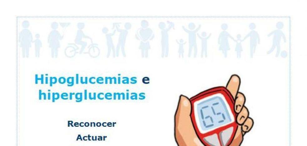 Acudisan organiza una charla para controlar hipoglucemias e hiperglucemias