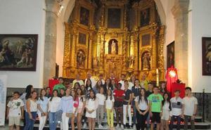 En la Parroquia preocupa la formación de los jóvenes en materia religiosa