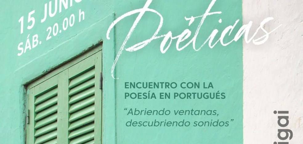 El sábado en la Sala Guirigai IV edición de Poéticas