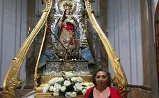 Mema Parra :«Ser ermitaña de la Virgen de la Estrella es para mí un sueño hecho realidad»