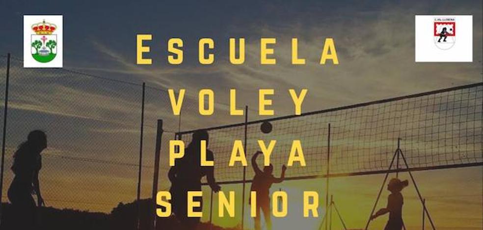 Escuela de Voley Playa Senior