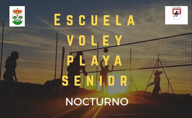 Escuela de Voley Playa Senior
