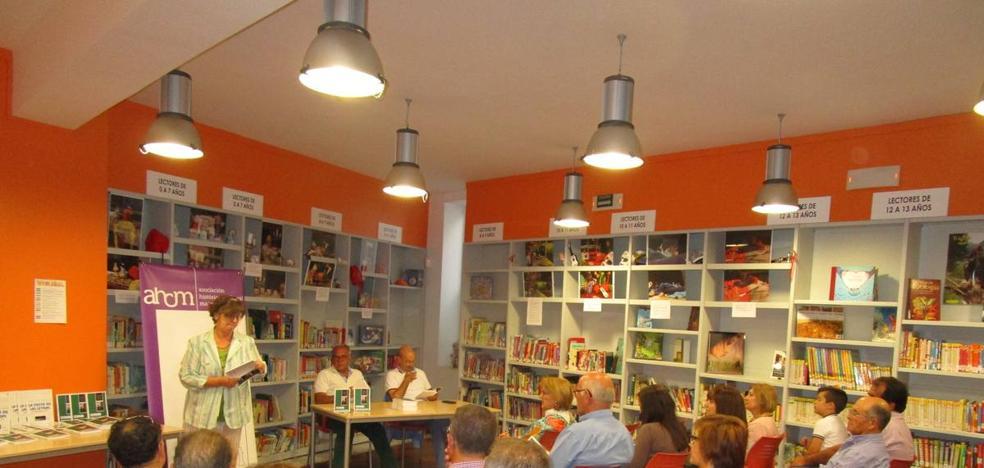 La AHCM presentó la segunda edición de su 'Fiesta de las Letras' con lectura de algunos de los trabajos editados