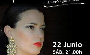 Fani prepara el recital 'la copla sigue adelante' para el próximo sábado en Sala Guirigai