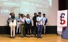 Los 45 alumnos de los ciclos del instituto Doctor Fernández Santana también celebraron su fiesta de graduación