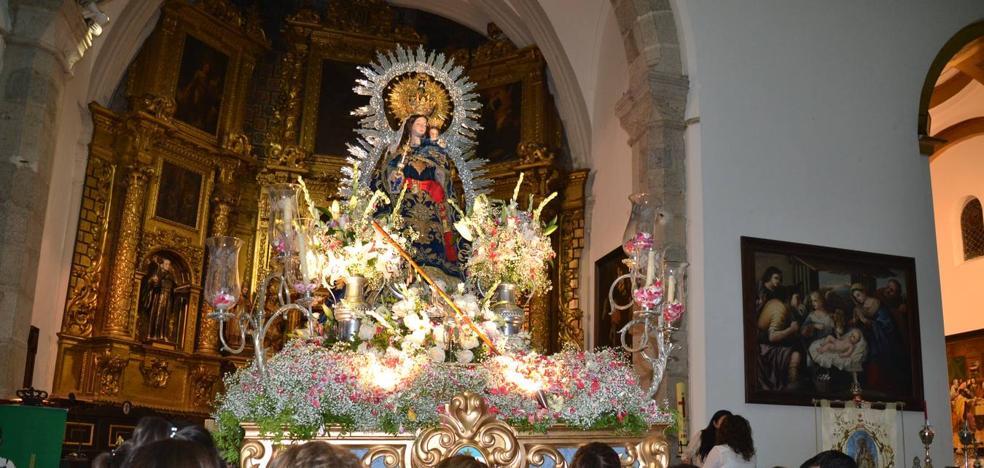 Este viernes primer día del quinario a la Virgen de la Estrella y conferencia a cargo de Francisco Romero
