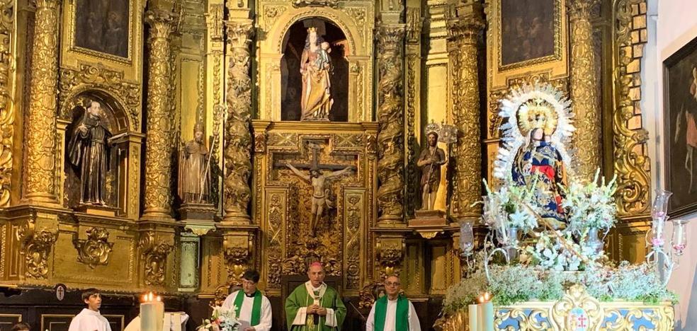 El Arzobispo Celso Morga pidió unidad en torno a la Virgen de la Estrella