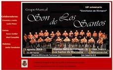 Son de Los Santos ofrecerá un concierto - aniversario el jueves 1 de agosto en el Monumental