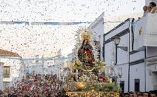 El párroco lanza la idea de traer a la Virgen al pueblo cada 10 años